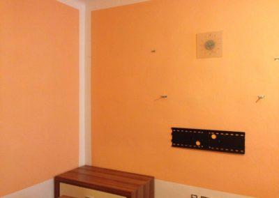 Obývací pokoj - barevné řešení