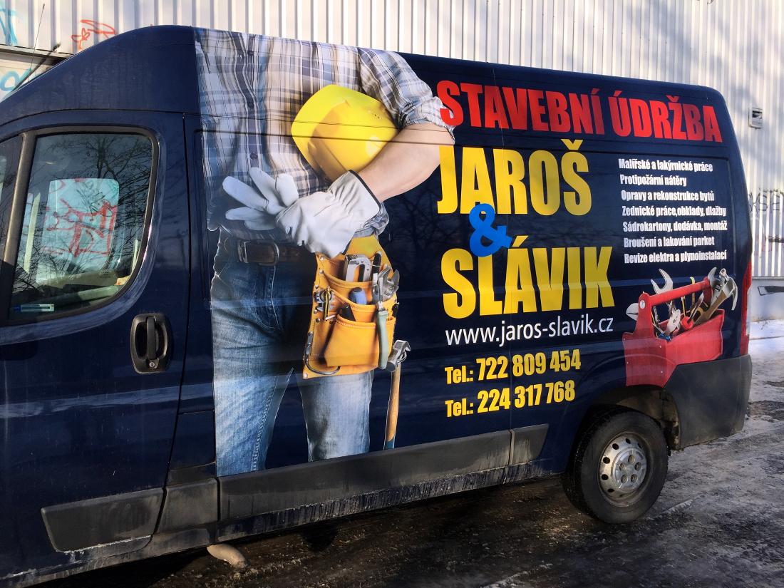 Stavební údržba Jaroš & Slávik