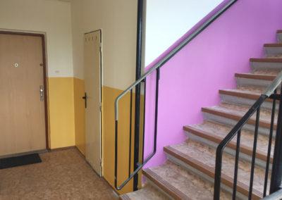 Slovany 2755/6, Mělník - společné prostory bytového domu