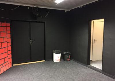 Gymnázium PORG, Praha 4 - rekonstrukce divadelní části - nový stav